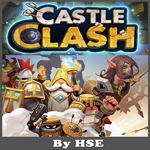 Castle Clash Game Guide audiobook cover art