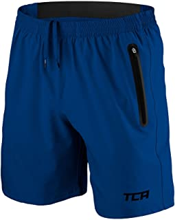 Men's Elite Tech Running or Gym Shorts with Zipper Pockets