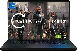 ASUS ROG Zephyrus M16 GU603HM 144 Hz WUXGA 16 Inch Gaming Laptop (Intel i7-11800H Processor, NVIDIA GeForce RTX 3060 Graph...