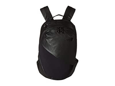 The North Face Electra (TNF Black Carbonate/TNF Black) Backpack Bags