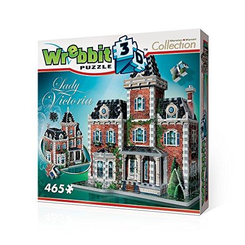 Wrebbit 3D - 34508 - Puzzle 3D - Lady Victoria