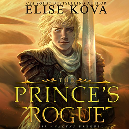 The Prince's Rogue audiobook cover art