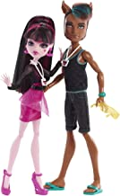 Monster High - Clawd Wolf and Draculaura Music Festival GIFTSET