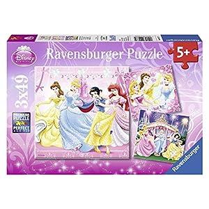 Ravensburger Tortugas Ninja - Puzzle, 3 x 49 Piezas 09328 1 ...