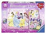 Ravensburger Disney Princess - Puzzle, Pack de 3 x 49 Piezas 09277 2