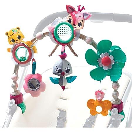 Tiny Love Tiny Princess Tales Sunny Stroll Arco Giochi per Passeggino, Culla e Ovetto, con Aggancio Universale, Multicolore (l'imballaggio può variare)