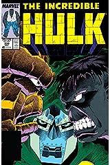 Incredible Hulk (1962-1999) #350 Kindle Edition