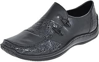 : Rieker Chaussures plates Chaussures femme