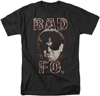 Three Stooges Bad MOE FO Licensed Adult T-Shirt