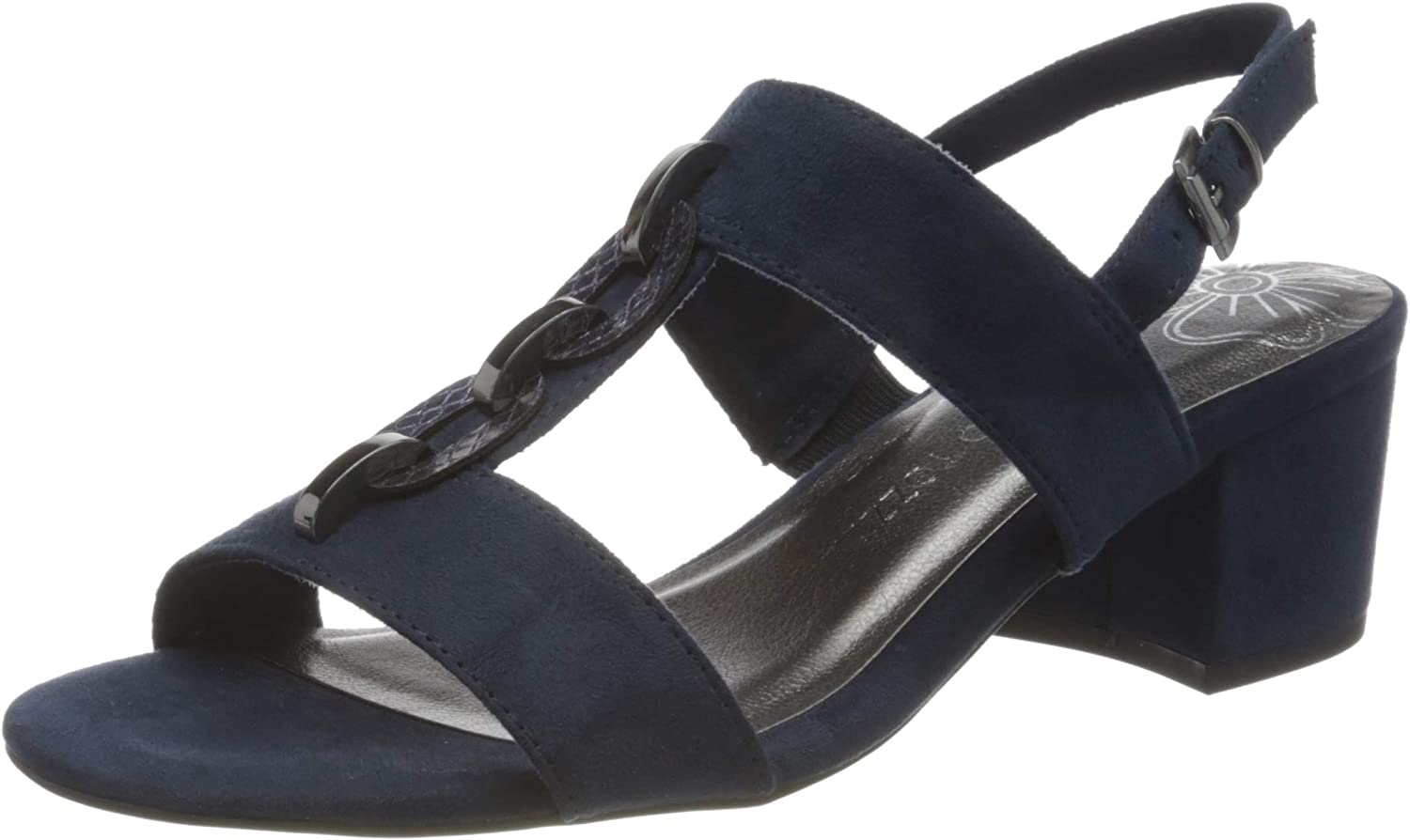 Marco Ranking TOP16 Tozzi Japan Maker New Women's Sandals Strap Ankle