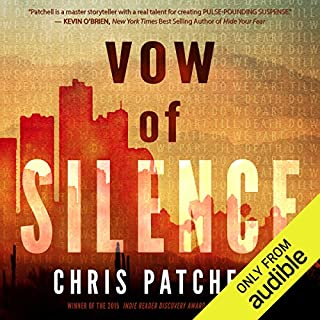 Page de couverture de Vow of Silence