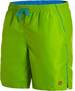 Zagano Men's Boys' Swimming Trunks, Swimming Shorts, Sports Shorts, S - 6XL, Made in the EU