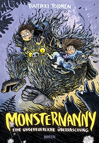 Monsternanny - Eine ungeheuerliche Überraschung (Monsternanny, 1, Band 1)