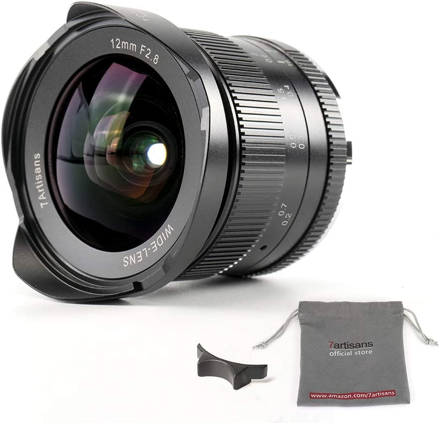 7artisans 12mm F2.8 APS-C Wide Angle Discount is also underway M4 Manual Fixed Lens Dallas Mall 3 for