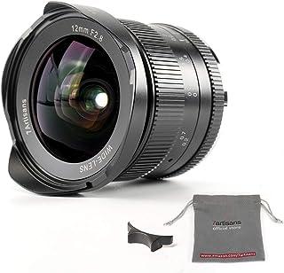 7artisans 12mm f2.8 APS C Weitwinkel manuell Fixed Objektiv für Sony E Mount Kamera wie Sony nex 6r NEX 7 A3000 A5000 A5100 A6000 A6300 A6500