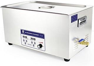 Cgoldenwall Jp-080s 22L à ultrasons machine de nettoyage pour dentier Medical nettoyeur à ultrasons appareil de nettoyage ...