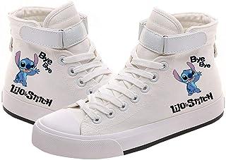 Lilo and Stitch Chaussures Trendy Fashion Design Chaussures Airy Chaussures de Loisirs Chaussures de Sport Unisexe Doux Un...