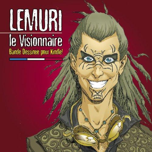 Lemuri, Le Visionnaire, la Bande Dessinée