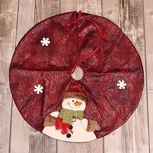 Ozdoby świąteczne wyprzedaż na choinkę artykuły noworoczne spódnice pod choinkę ozdoby bożonarodzeniowe podstawa falda Arbol navidad ozdoby świąteczne
