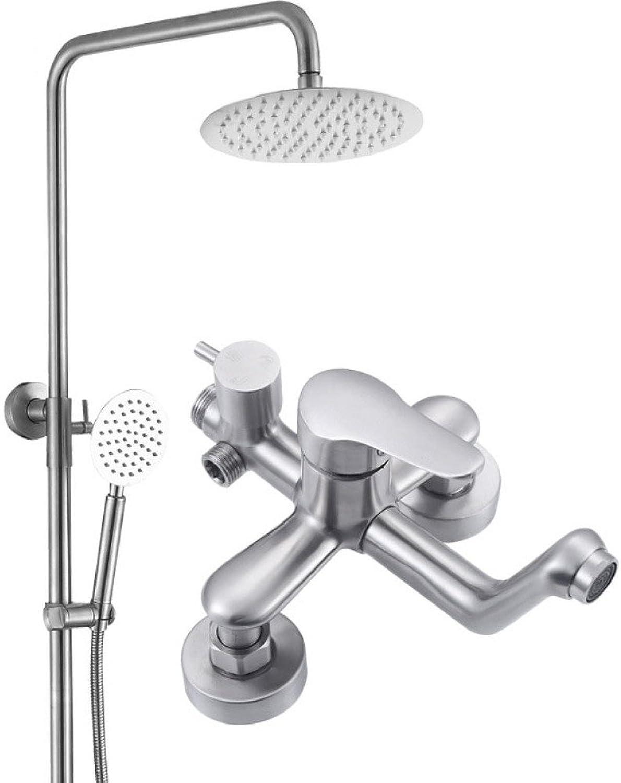 ZHWY 304 stainless steel Rain shower Nozzle set Shower in the shower Rain shower