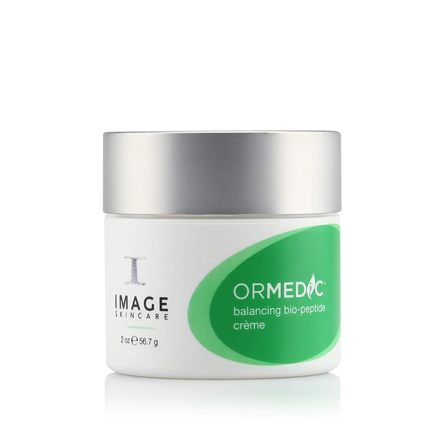 レモンドリンク冷ややかなImage Ormedic Balancing Bio-Peptide Creme 56.7g/2oz並行輸入品