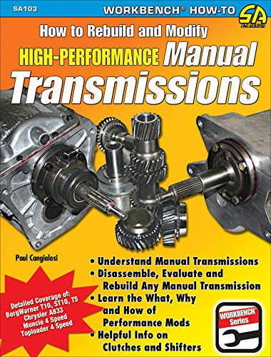 How to Rebuild & Modify High-Performance Manual Transmissions (Workbench Series) (English Edition)