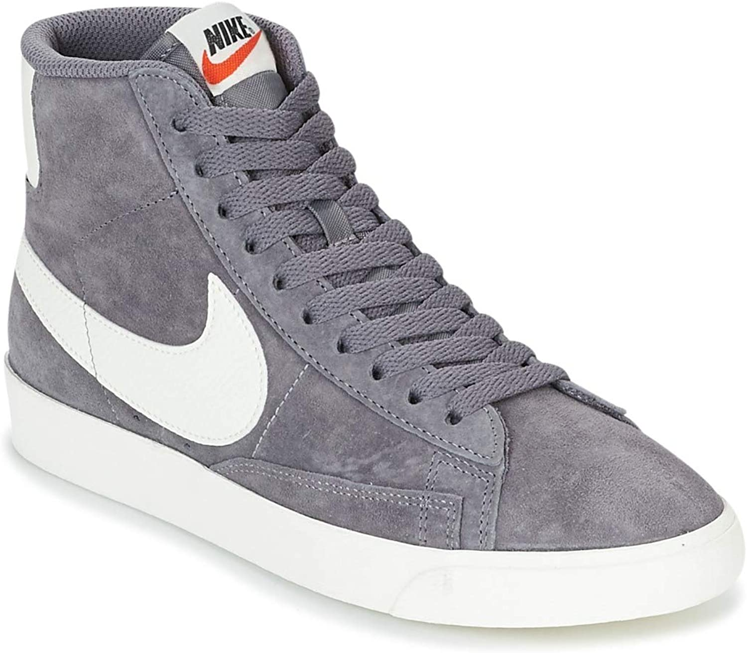 Nike Womens Blazer Mid Vintage Suede High Top Fashion Sneakers