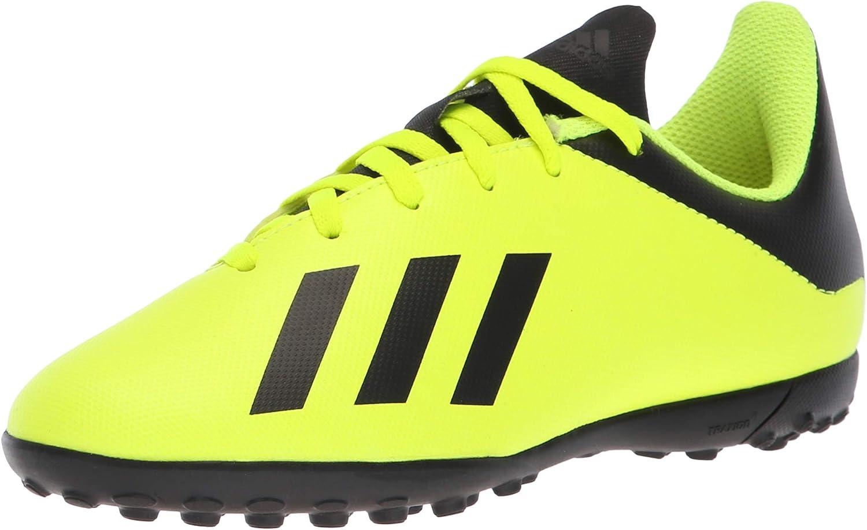 adidas Unisex-Child X Tango 18.4 Turf Soccer Shoe