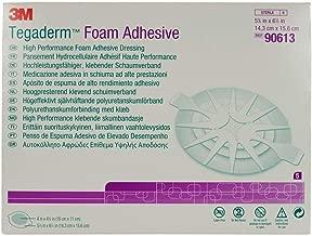 tegaderm foam adhesive 90613