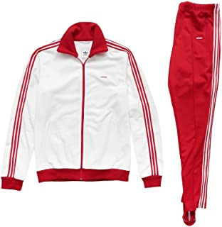 c3f92e4ab50b adidas Men The Bechenbauer Tracksuit - Made in Germany White