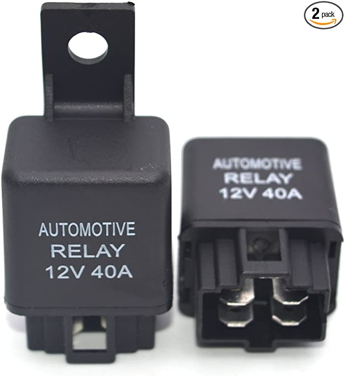 shubhamahire.com Details about Waterproof Car Relay DC 12V 40A ...