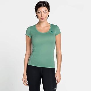 ODLO Women's Active F-Dry Light Undershirt, White, XXL