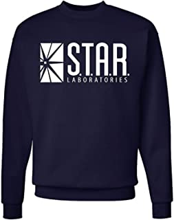 the flash sweater star labs