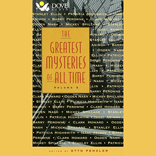 The Greatest Mysteries of All Time, Volume 5 audiobook cover art
