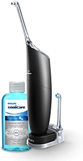 New and Improved Philips Sonicare Airfloss Ultra, Black