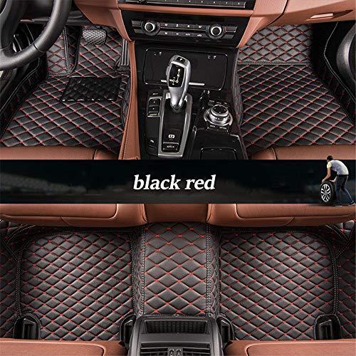 Alfombrilla Personalizada para el Piso, para SsangYong Todos los Modelos Rodius ActYon Kyron Rexton Korando Car Styling Accesorios para automóviles Alfombra del automóvil