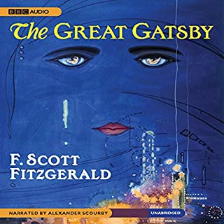 The Great Gatsby                   By:                                                                                                                                 F. Scott Fitzgerald                               Narrated by:                                                                                                                                 Alexander Scourby                      Length: 4 hrs and 43 mins     112 ratings     Overall 4.2
