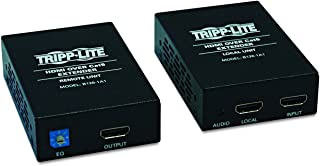 Tripp Lite HDMI Over Cat5 / Cat6 Extender, Extended Range Transmitter and Receiver for Video and Audio 1920x1200 1080p at 60Hz(B126-1A1)