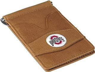 NCAA Ohio State Buckeyes - Players Wallet - Tan