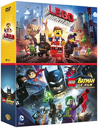 La Grande aventure Lego + LEGO Batman : le film [DVD]