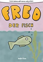 Learning German With Stories And Pictures: Fred Der Fisch