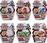 BAKUGAN S2-Pack Básico Juguete, Colores aleatorios (Spin Master 6055868)