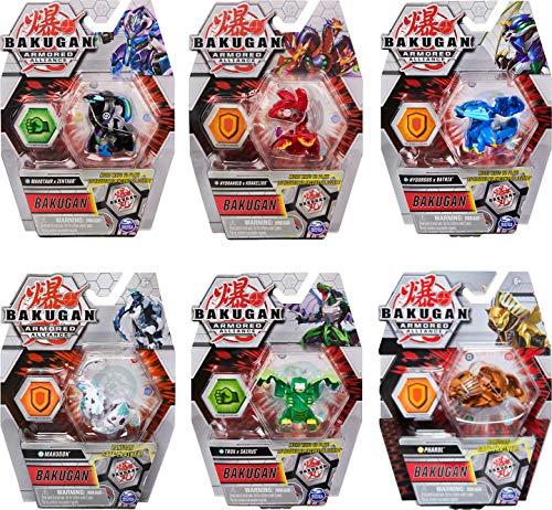 Bakugan Basic Ball Armored Alliance Ass.to