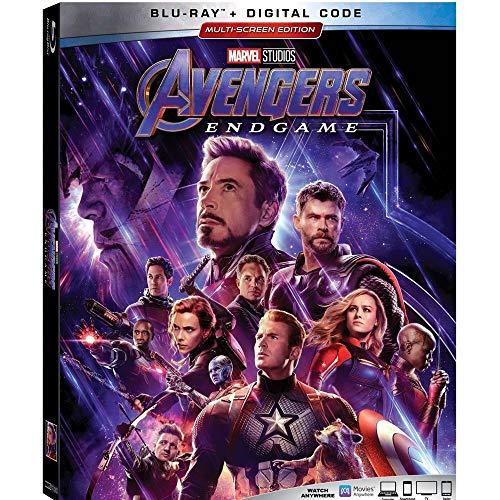 AVENGERS: ENDGAME [Blu-ray] [Blu-ray]