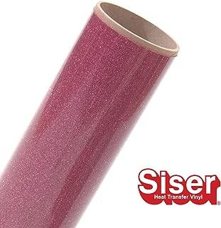 Siser Glitter HTV 20