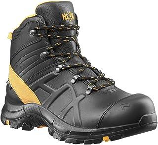 Haix Black Eagle Safety 54 Mid/Black-Orange des Chaussures de sécurité Robustes avec Les propriétés et Le Confort S3