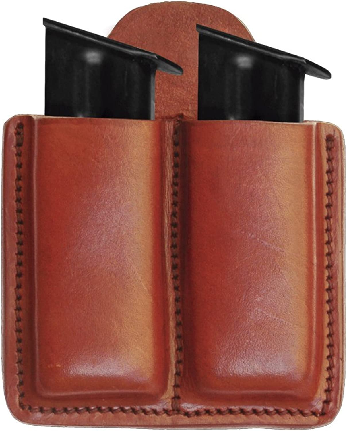 Tagua Double Mag Carrier Fits Glocks HK's Springfield 9mm