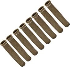 labwork Titanium 1800° Spark Plug Wire Boots Heat Shield Protector Sleeve SBC BBC 350