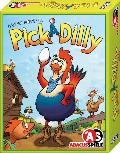 ABACUSSPIELE 06051 - Pick A Dilly, Kinderspiel