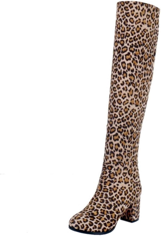 AicciAizzi Women Simple Boots Pull on